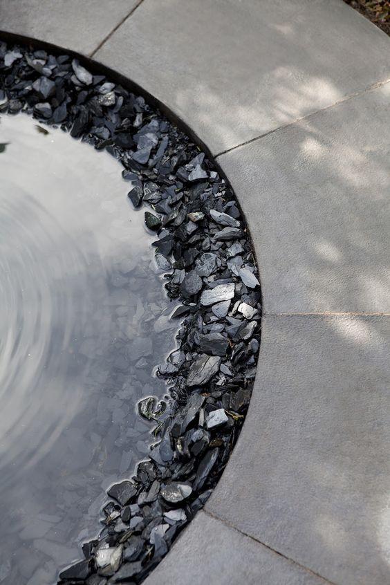 Water Mirror —studio 'g' Garden Design And Landscape