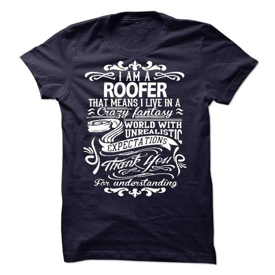 i am a ROOFER. Thank you for understanding - #diy tee #christmas sweater. GET IT => https://www.sunfrog.com/LifeStyle/i-am-a-ROOFER-Thank-you-for-understanding.html?68278