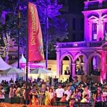 Parramasala: activating with colour