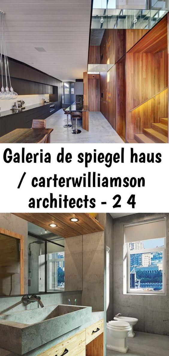 Galeria Spiegel Haus Carterwilliamson Architects 2