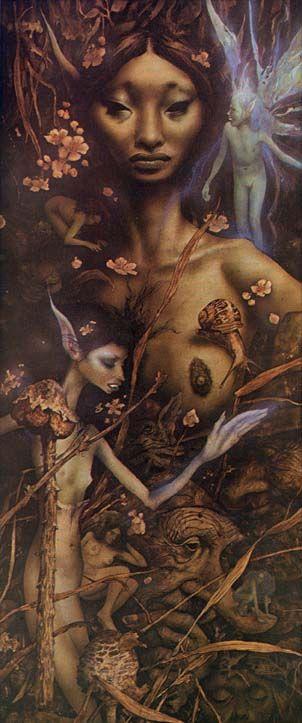 faeries - Brian Froud: