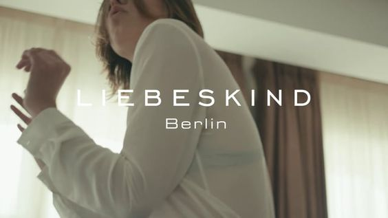Neuer Imagefilm für Liebeskind Berlin Client: Liebeskind Berlin Kreuzbergkind: CD Text Sebastian Nitsch, CD Art Mareike Geisker, GF Beratung Marcus Bank Production Company: Stink Berlin Executive Producer: Mira Um Director: Lars Knorrn