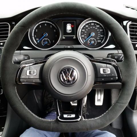 Custom Alcantara Steering Wheel Cover Steering Wheel Steering