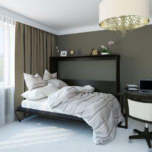 Amazon.com: Horizontal Metropolitan Murphy Bed: Home & Kitchen