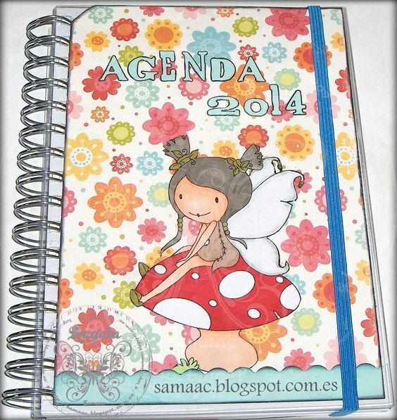 Agenda personalizada. Diary