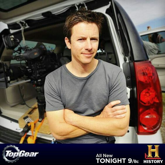Tanner Foust ♥ from top gear