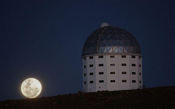 Resultado de imagen de Observatorio Astronómico de África Austral