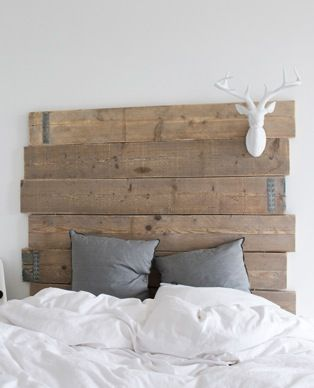 planches de bois assembl es t te de lit pinterest. Black Bedroom Furniture Sets. Home Design Ideas