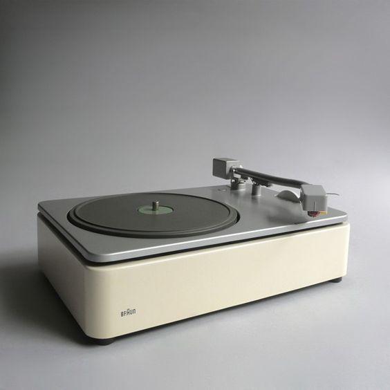 Braun PCS 45 (1962) - design Dieter Rams