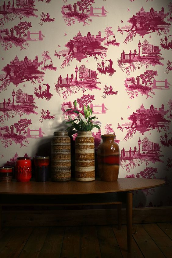 London toile fabrics pinterest shops toile and toile wallpaper