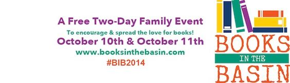 We've created an event page for our Books in the Basin event! Feel free to share, post, and RSVP to #bib2014! https://www.facebook.com/events/1129599393765045/
