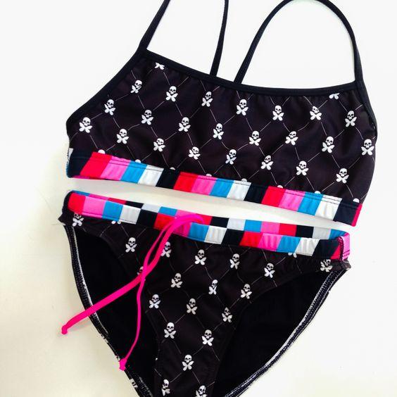 Slight update to Betty's most popular, original Jacquard Bikini. Her first launch in 2010. http://www.bettydesigns.com/collections/triathlon/products/jacquard-bikini