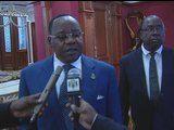 Sous la haute présidence de Son Excellence Ali BONGO ONDIMBA, Président de la République, Chef de l'Etat, le Conseil des Ministres s'est réuni ce mercredi 20 août à partir de 11 heures, dans la salle habituelle au Palais de la Présidence de la République.