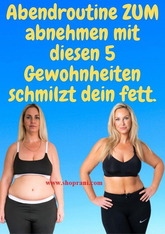 Gewichtsverlust und sehr hungrig