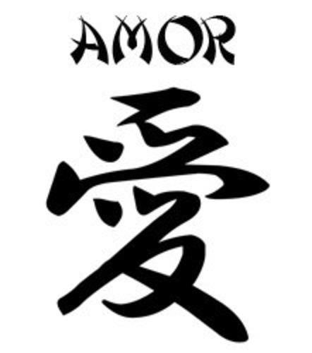 Letras Chinas Mas Chinese Symbols Chinese Tattoo Japanese Symbol