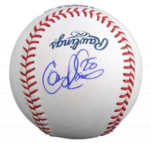 Colby Rasmus Autographed Baseball #SportsMemorabilia #TorontoBlueJays #Loop