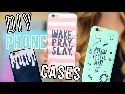 Diy Phone Case Life Hacks 30 Phone Diy Projects Popsocket