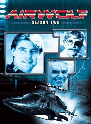 Airwolf - Season 2 (Boxset) DVD Movie http://www.inetvideo.com/collections/inetvideo-airwolf-videos-on-dvd