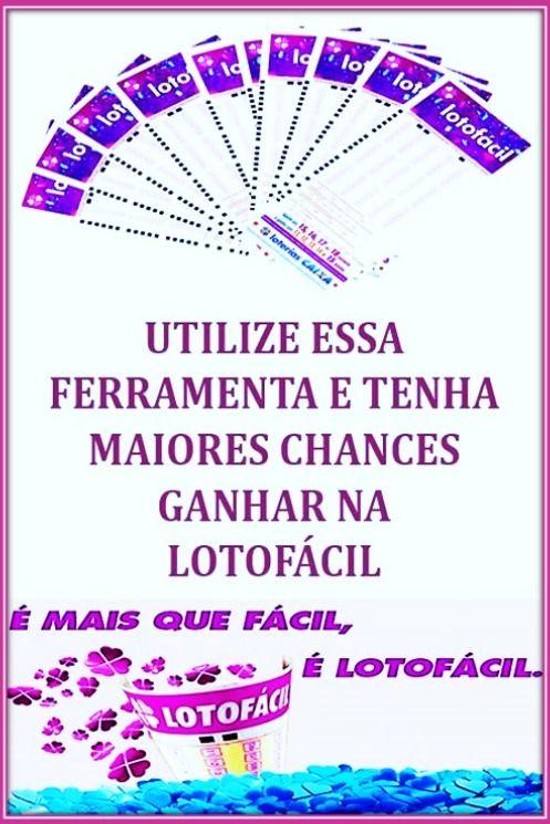Utilize Essa Ferramenta Lotofacil Com 24 Dezenas E Tenha Grandes