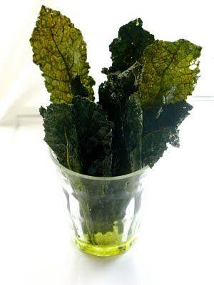 Kale Chips with Lemon & Sea Salt | Clean eats | Pinterest | Kale Chips ...