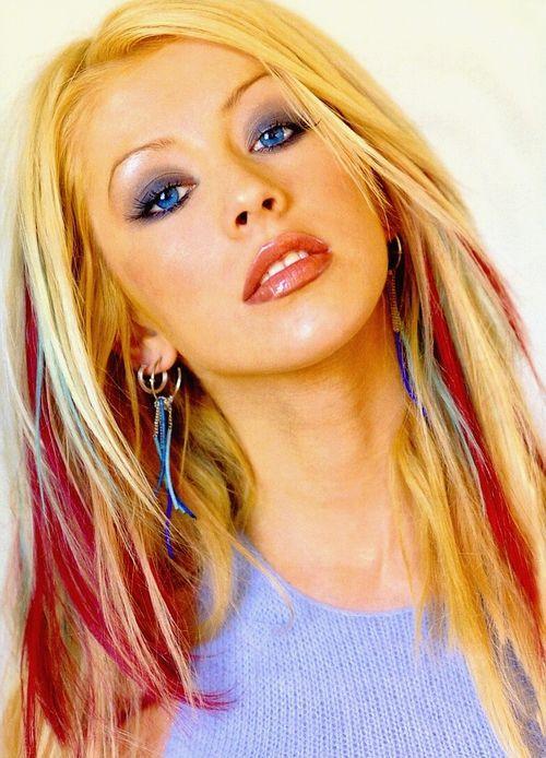 Christina Aguilera | via Tumblr