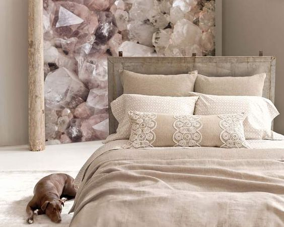 Stone washed linen duvet cover.  Pine Cone Hill.