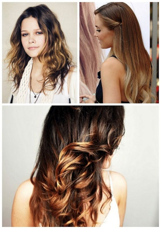 ombre hair how to