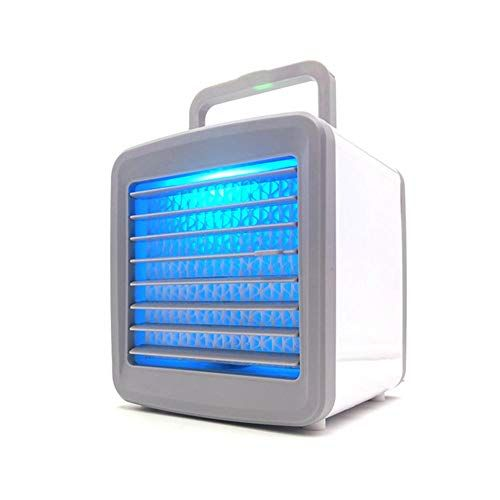 Decwang Personal Air Cooler Mini Air Conditioned Dorm And More