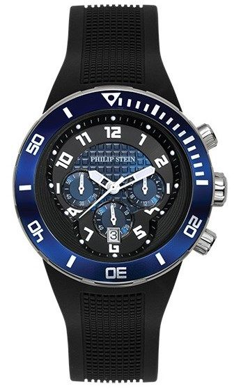 Philip Stein Active Extreme Chronograph Ref. 33-XBL-RB