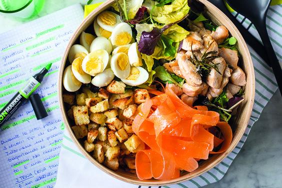 20 insalate che ti faranno rimpiangere di non essere a dieta tutto l'anno - La…