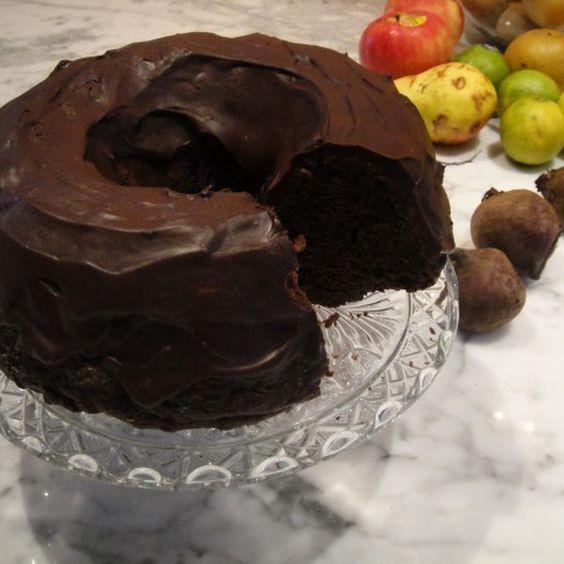 Farmer's Secret Chocolate Bundt Cake Recipe | Cake--Bundt | Pinterest ...