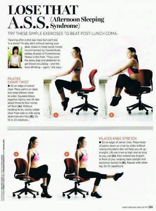 Office Stretches Idea Workout At Work Office Workout Routine Office Exercise