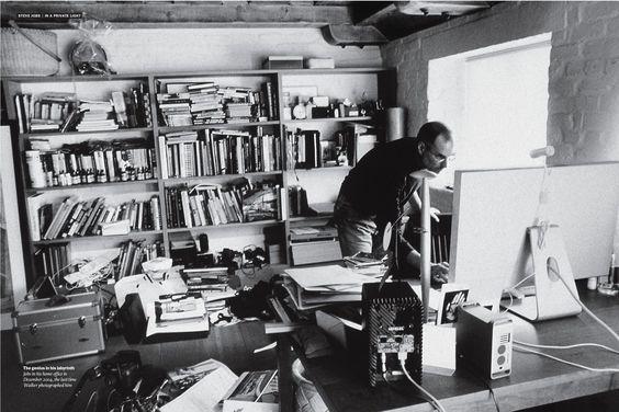 Steve Jobs's office
