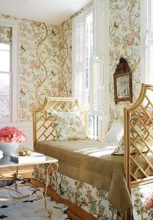 Chippendale Day bed  #design #interior #interior_design