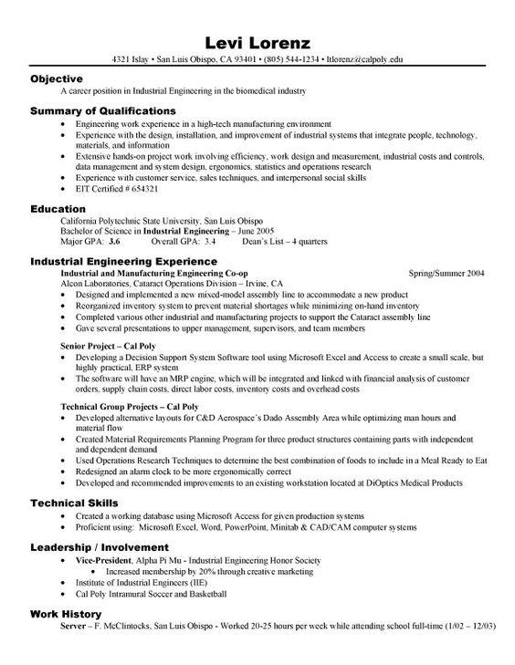college student resume gpa Goresumepro Resume Layout - engineering resume summary