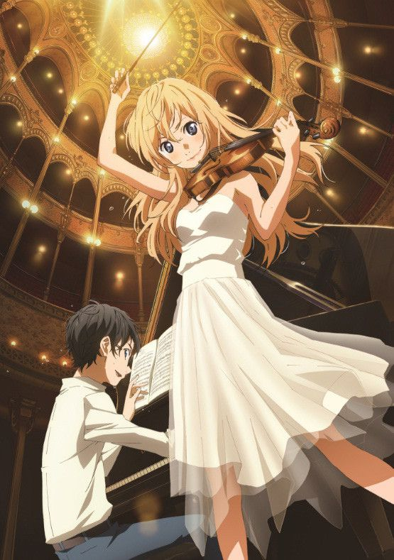 Video Nodame Cantabile Character Helps Introduce New Your Lie