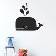 Whale Wallsticker