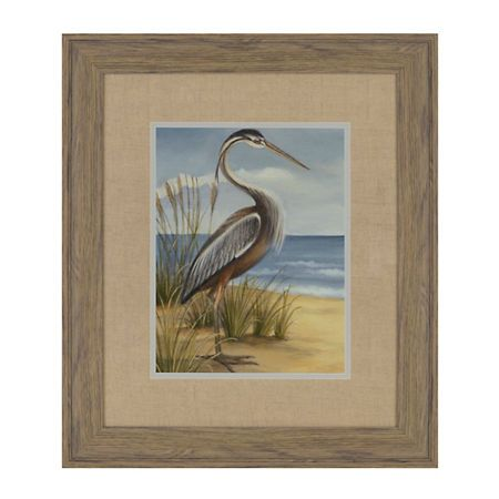 Shore Birds I Framed Art Print | Kirklands