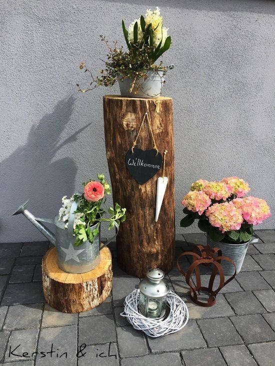 Title Mit Bildern Pflanzen Dekor Deko Fruhling Draussen Deko