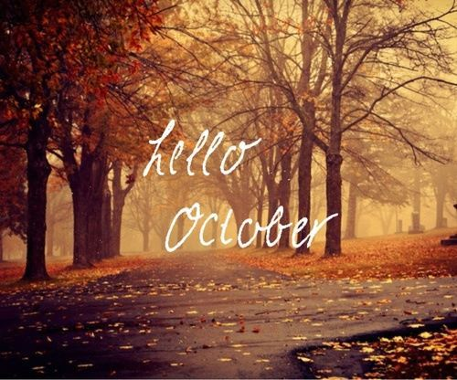 Hello October October Hello October Welcome October October Images | Beauty  | Pinterest | October Images And Hello October