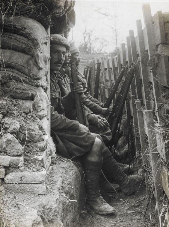 an analysis of the historian studying of world war one propraganda
