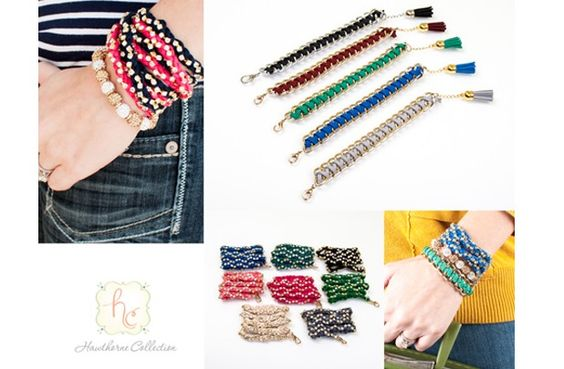 Beautiful Fall Bracelets - 2 styles! 70% off at Groopdealz