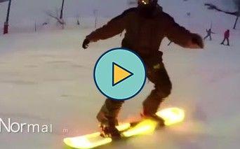 esse snowboard é muito legal