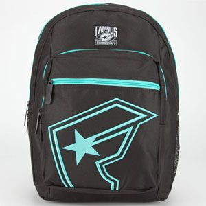 FAMOUS STARS & STRAPS The Half Backpack