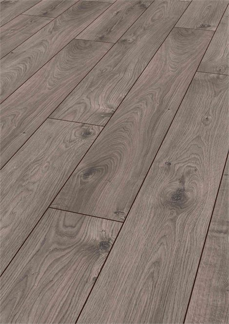 12mm atlas oak anthracite this fabulous faux wood for Faux laminate flooring