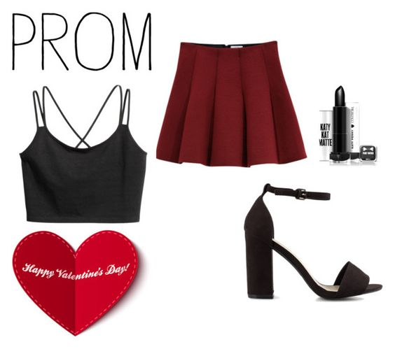 """""""party"""" by maguiestrellita on Polyvore featuring moda, Outstanding Ordinary y Nly Shoes"""