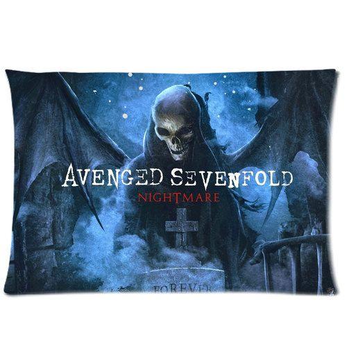 Avenged Sevenfold Pillow- Nightmare Album