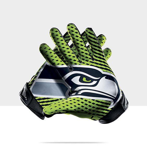 Men S Nike San Diego Chargers Vapor Jet 2 0 Gloves