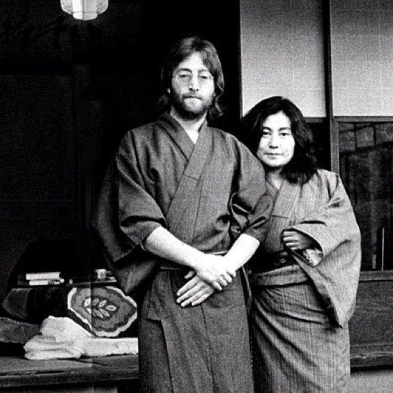 When John & Yoko first met