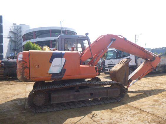 HITACHI EXCAVATOR EX100G-3